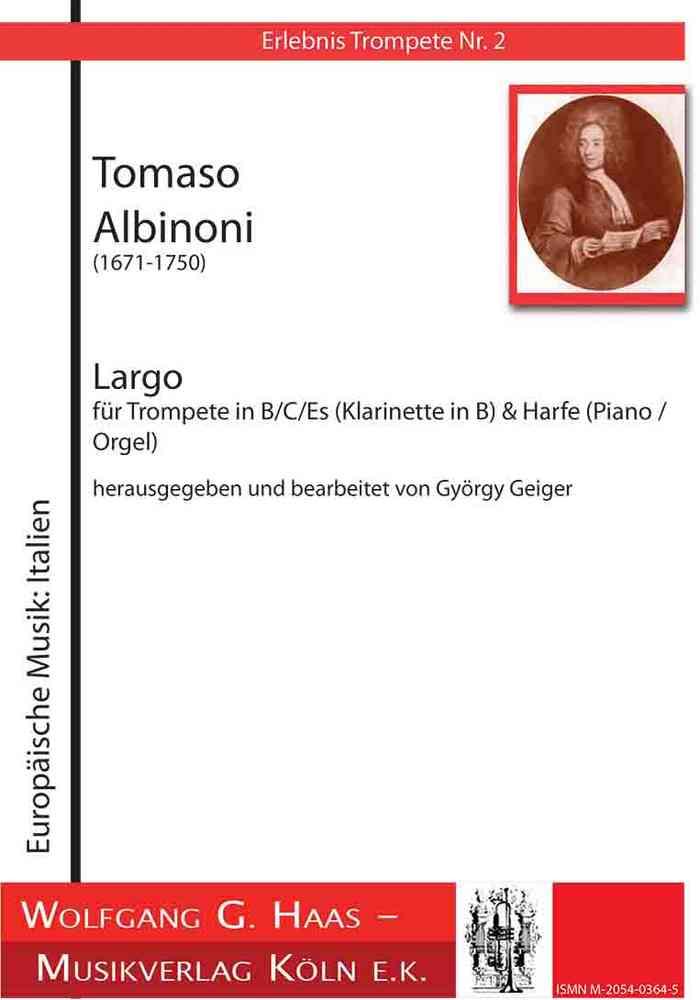 tomaso albinoni konzert op 9 nr 9 noten
