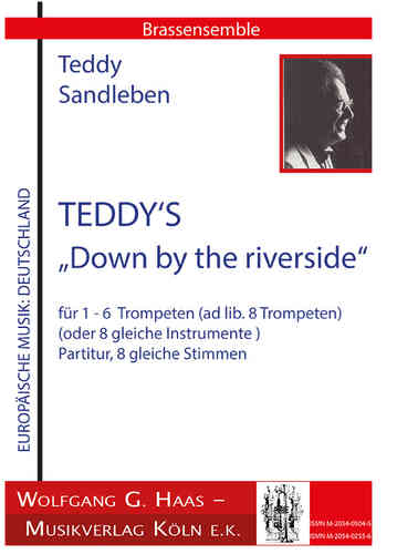 Sandleben,Teddy *1933; Teddy's Down by the Riverside; 2-8 Trompeten