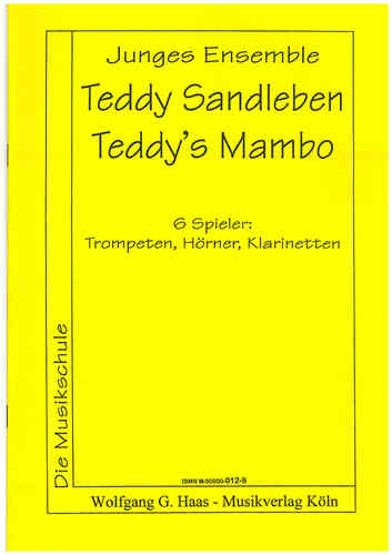Sandleben,Teddy *1933 -Teddy's Mambo  for 6 trumpets (clarinets)