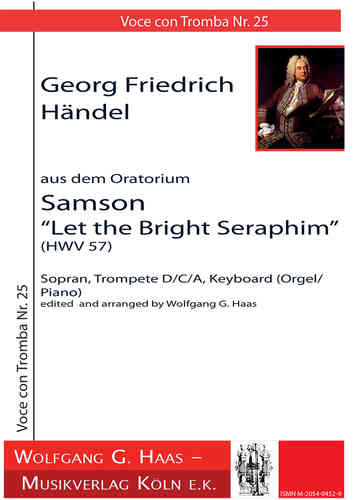 Händel,G.Fr.; Samson: Let the bright Seraphim