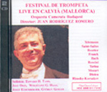 FESTIVAL INTERNATIONA DE TROMPETA DE CALVIA , Folge 2/3 (2-CDs)