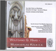CD-REIHE: SECRETS OF MUSIC; Saxophon & Orgel (HaasClassicCologne)